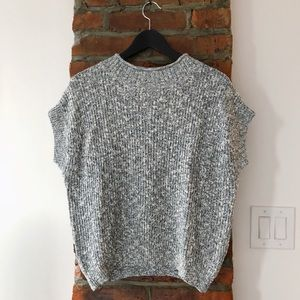 NWT Anthro Short-Sleeved Pullover Sweater